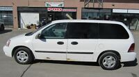 2007 Ford Familiale Freestar S