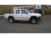 ford ranger double cab pick up 103,000 belts done mot 6 month