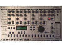 Quasimidi Rave-O-Lution 309 Drum and Bass Module £250