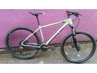 New Focus Black Forest 27r mountain bike