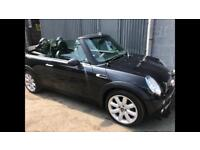 2007 Mini Cooper Convertible 1.6 115bhp FSH Stunning Car FINANCE AVAILABLE Only £3995