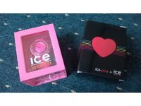 PINK ICE WATCH (ICE PINK LOVE MONEY BOX)