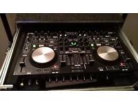 Denon MC6000 MK2 Professional DJ Controller with Serato Software