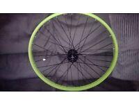 voodoo shango 26 inch front wheel.