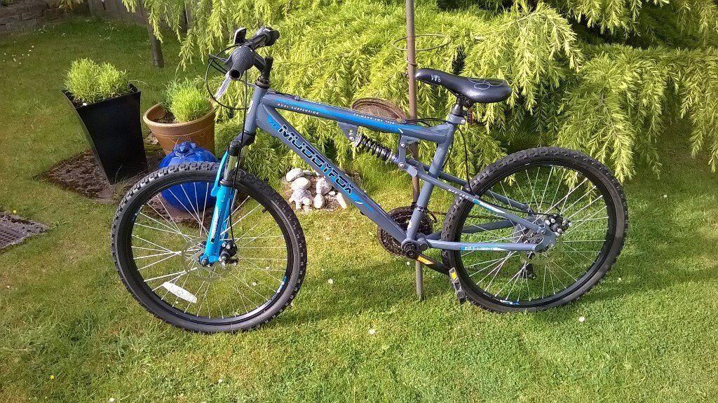 "Muddy Fox Mountain bike, 22"" wheels, suit 11 - 13 yrs"