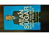 Alan Sugar Autobiography