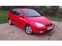 2004 Ford Focus 1.8 tdci Diesel 3 door ** cheap car **