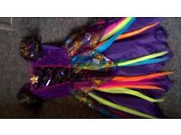 Age 8-10 halloween dressing up costume