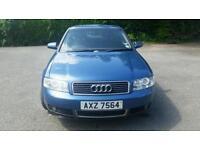 Audi a4 (9 months mot )
