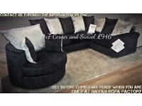 9x7 Paris Crush Corner with Swivel Come or Contact now and get before Christmas