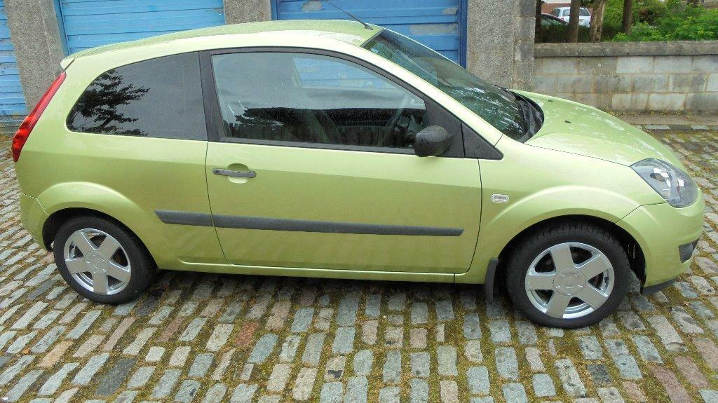 Liberty Auto Sales >> 2006 Ford Fiesta Lime Green | Upcomingcarshq.com
