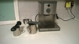 professional coffee maker condition as a new + 30 minuts training