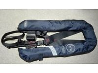 kru Commodore Lifejacket Manual 150N with Harness