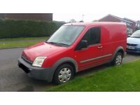 Ford Connect Van Spares/Repairs/Project