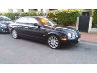 2005 black jaguar s type