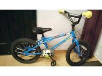 "apollo ace bike 16"" wheels"