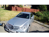 Mercedes-Benz COUPE E350 CDI AMG BlueEFFICIENCY Sport 2dr Tip Auto 3.0