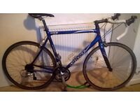 GIANT OCR3 road racing bike large size alu/carbon