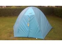 VANGO TENT 2 BERTH IDEAL FISHING , FESTIVAL ECT