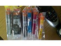 Printer Ink Cartridges - Full set Brand New - £20