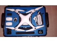 DJI Phantom 3 Advanced drone - without camera but with extras