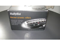 3. Babyliss Thermo ceramic Electric Rollers
