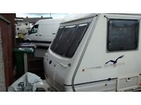 Bailey ranger 470/4 1999 4 berth caravan