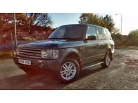 RANGE ROVER 2.9 TD6 VOGUE (Grey) Immaculate stunning condition throughout