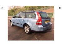 Volvo V50 04 Diesel *SPARES OR REPAIRS*