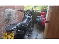 125cc zenco black