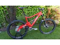 Orange 5 Mountain Bike