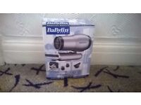 Babyliss Paris Travel dryer