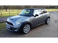 Mini Cooper S. £4000 of extras, full leather, cruise
