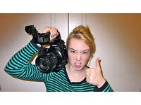 Filmmaker for Music Videos / Events / Documentaries / Interviews