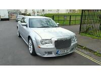 Chrysler 300c SRT8 6.1 litre lpg converted