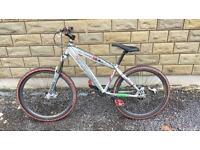 Saracen XILE hand build custom mountain bike
