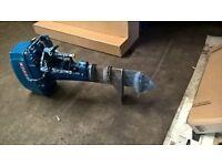 suzuki dt9.9 outboard engine spares or repair