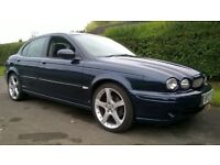 2007 jaguar x type 2.2 deisel sport premium 6 speed manual