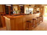 Bar and Waiting - Full and Part time positions available