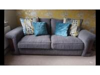 Sofa and chair exellent condition