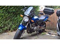 Honda CB600 Hornet 2001 just 11k miles