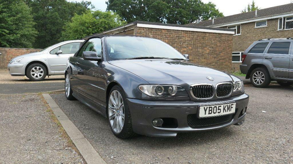 2005 bmw 330ci convertible just been serviced 13 months. Black Bedroom Furniture Sets. Home Design Ideas