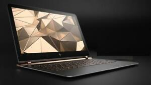 HP SPECTRE 13 FHD IPS  Gorilla Glass WLED, Intel i5-6200u ,8GB , 256GB,Bang and Olufsen + Mc Office Pro