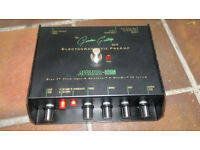 Award Session GG10 Electro-Acoustic preamp - also suitable for electric and bass guitar!