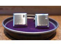 Ted Baker cufflinks UNUSED in original packaging (tin) - suitable as gift