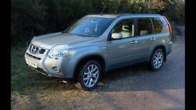 Nissan X-trail 2.0 dci Teckna 28000miles