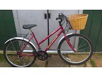 Raleigh ladies / teenagers bike