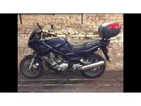 Yamaha xj 900 1999 with only 21,000 miles
