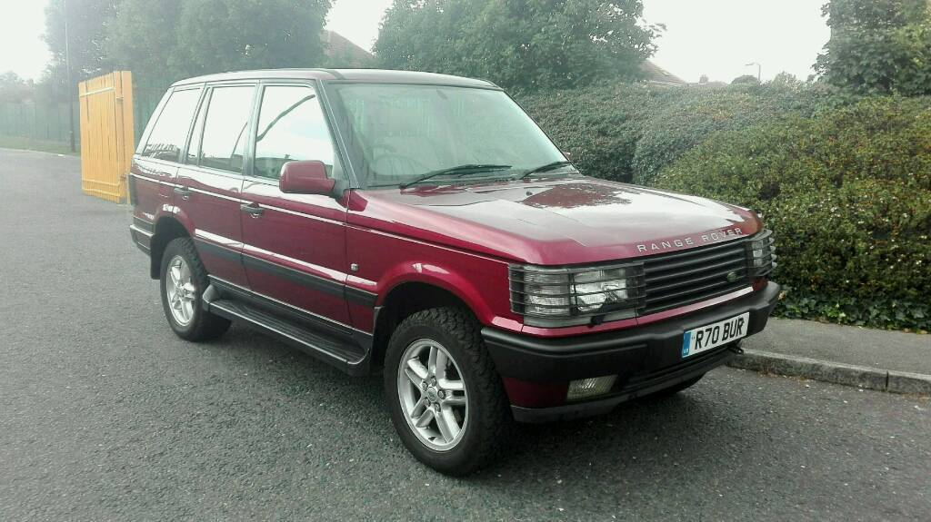 2000 Range Rover P38 4 6 Vogue Auto Met Alvestone Red Long Mot S History Low Miles In Bradford West Yorkshire Gumtree