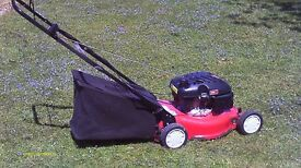 MTD petrol lawnmower